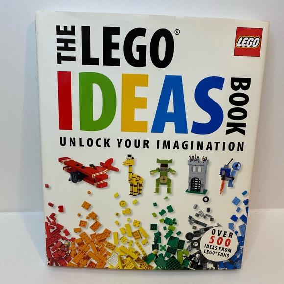 The LEGO idea book. 500+ ideas!